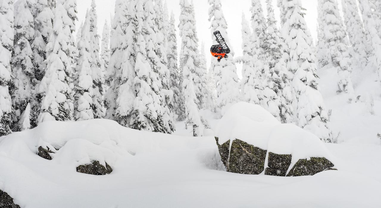 Top Snowboards der Saison GNU 2020