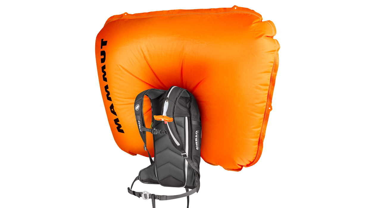 Flip Removable Airbag 3.0 von Mammut