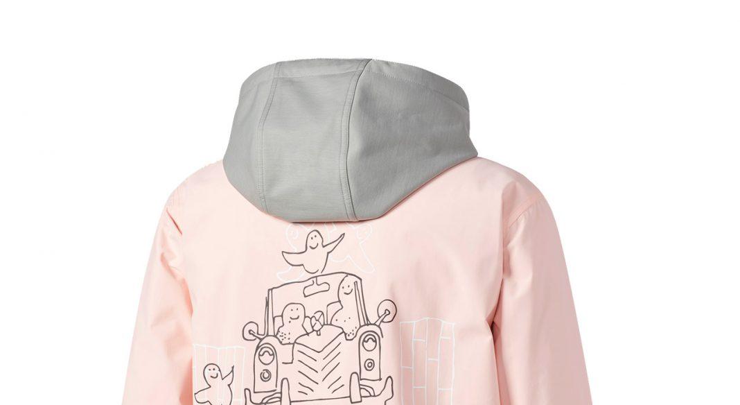 Die Slopetrotter Pant schließt an die Tradition der legendären Tracksuits von adidas an, aber mit der Ausstattung für den Schnee.