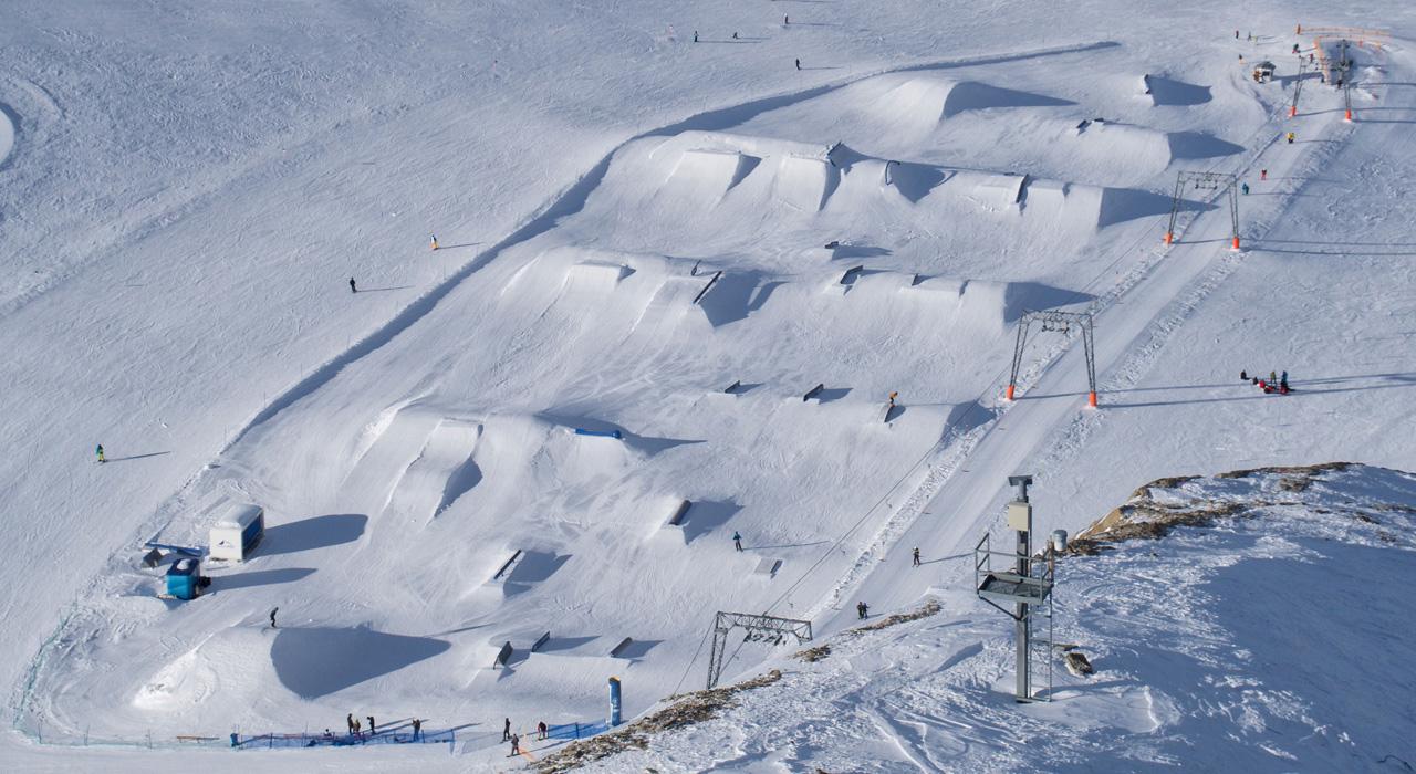 Los geht die Saison mit der Eröffnung des Glacier Parks | © Kitzsteinhorn