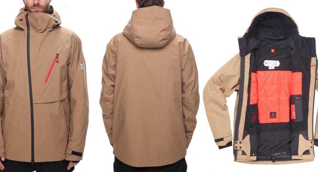 686 Hydra Terma Graph Jacket