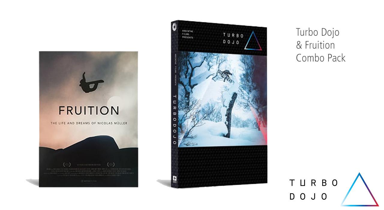 Turbo Dojo und Fruition Combo Pack - Absinthe Films Crowdfunding