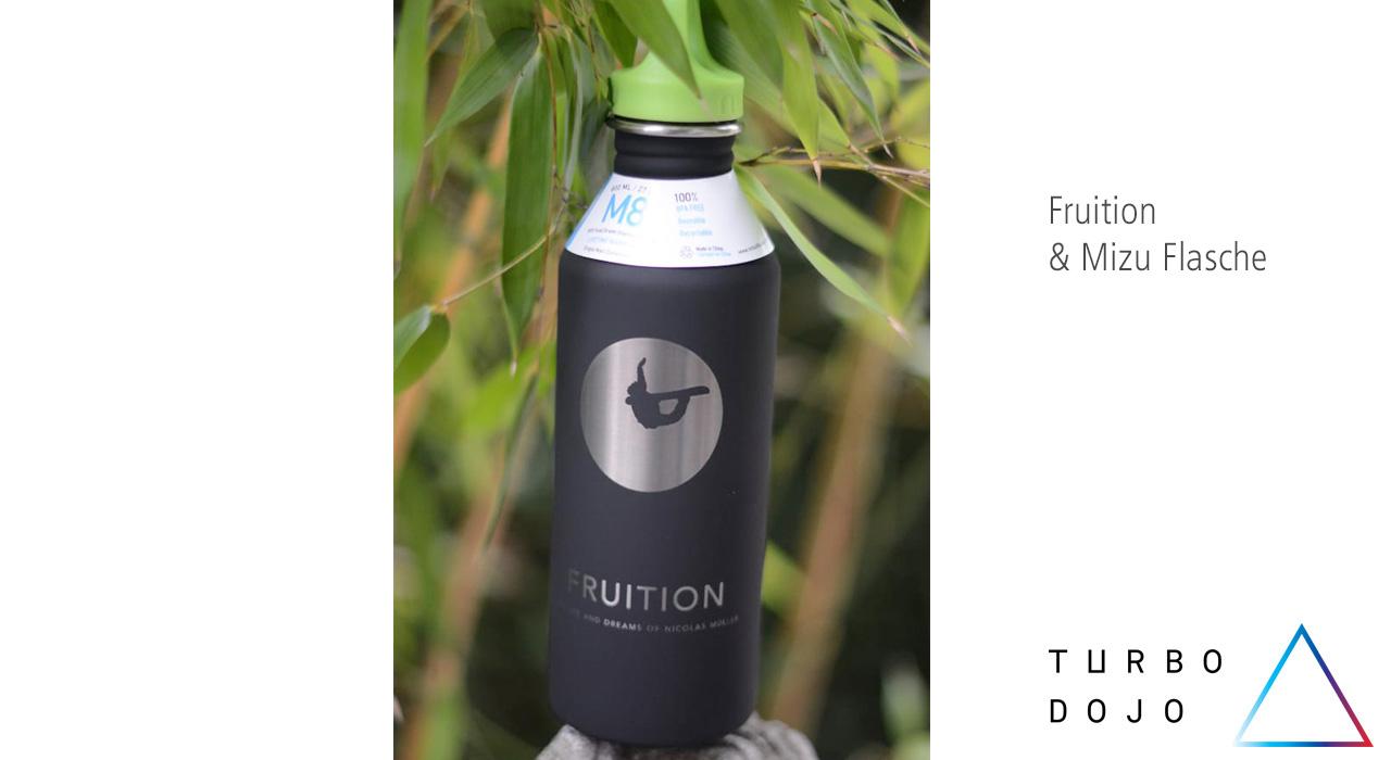 Fruition Mizu Flasche - Absinthe Films Crowdfunding