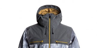 Arrow Wood Jacket von Quiksilver