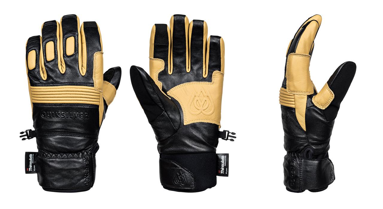 TR Natural Gore-Tex® Glove von Quiksilver