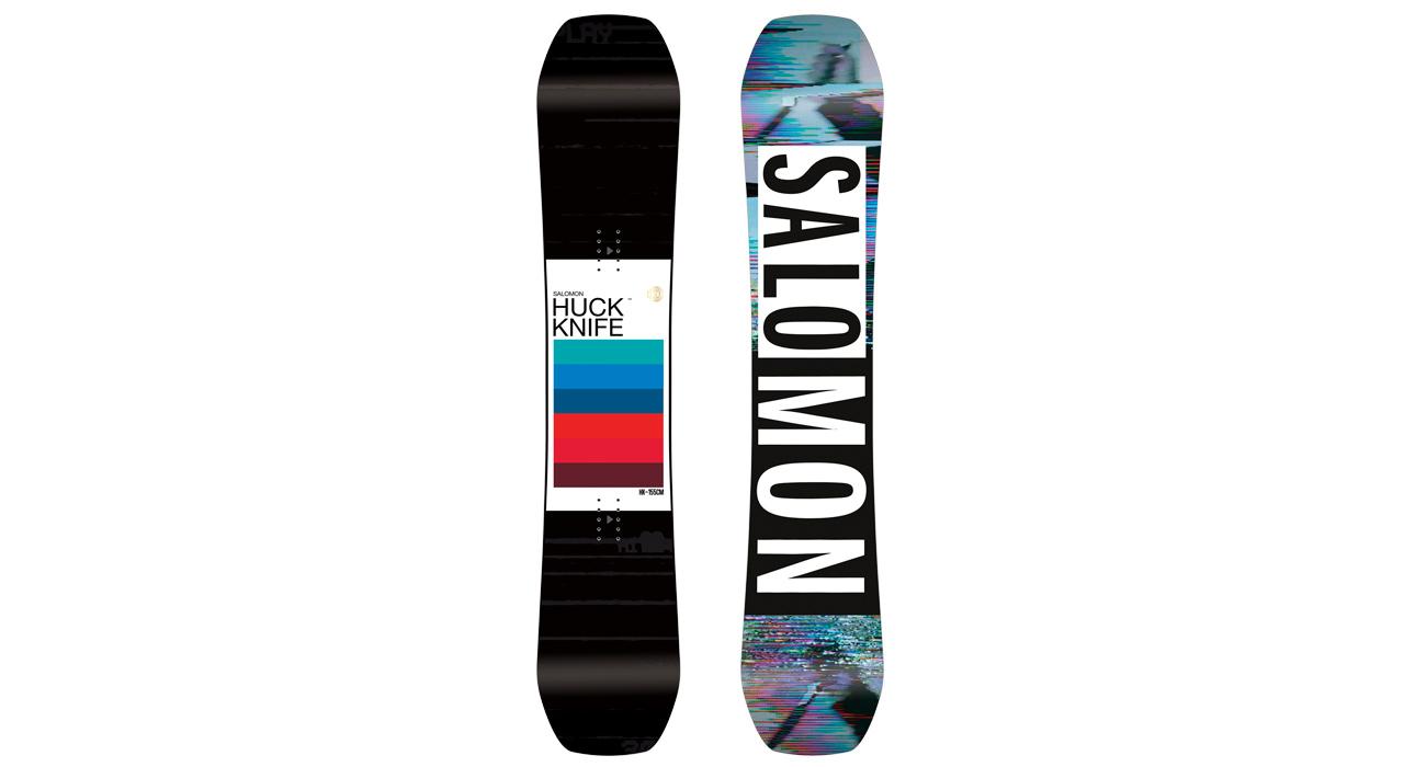 Salomon Snowboards neues Huck Knife
