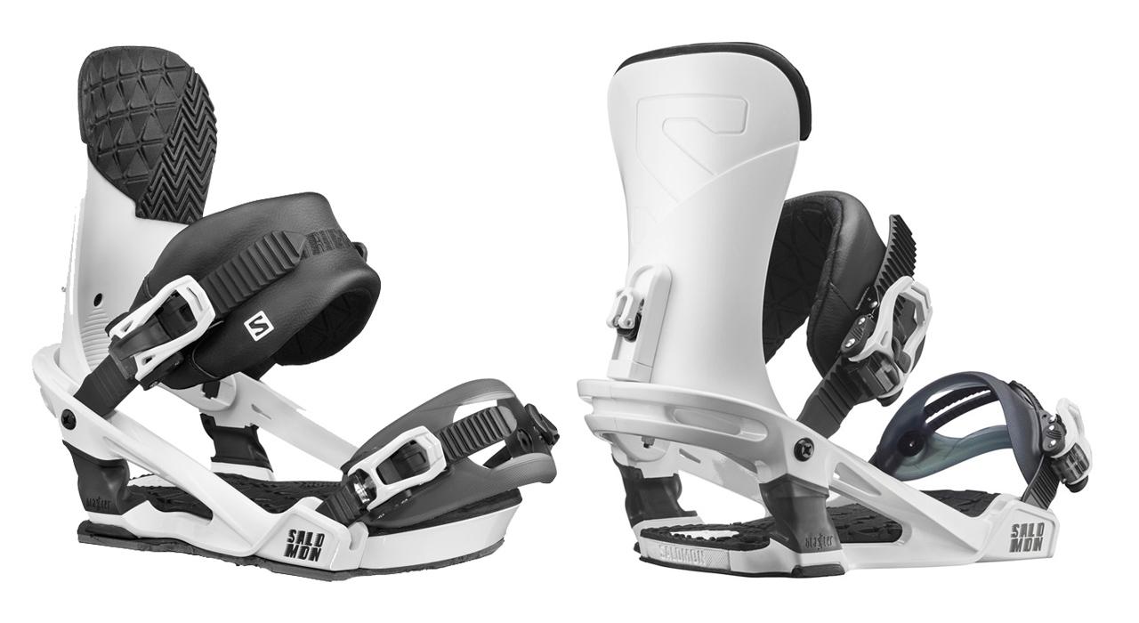 Die neue Trigger von Salomon Snowboards