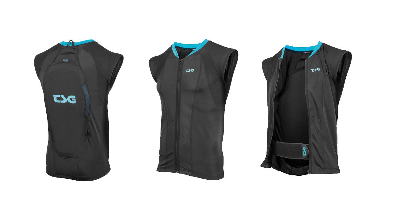 Backbone Vest A von TSG