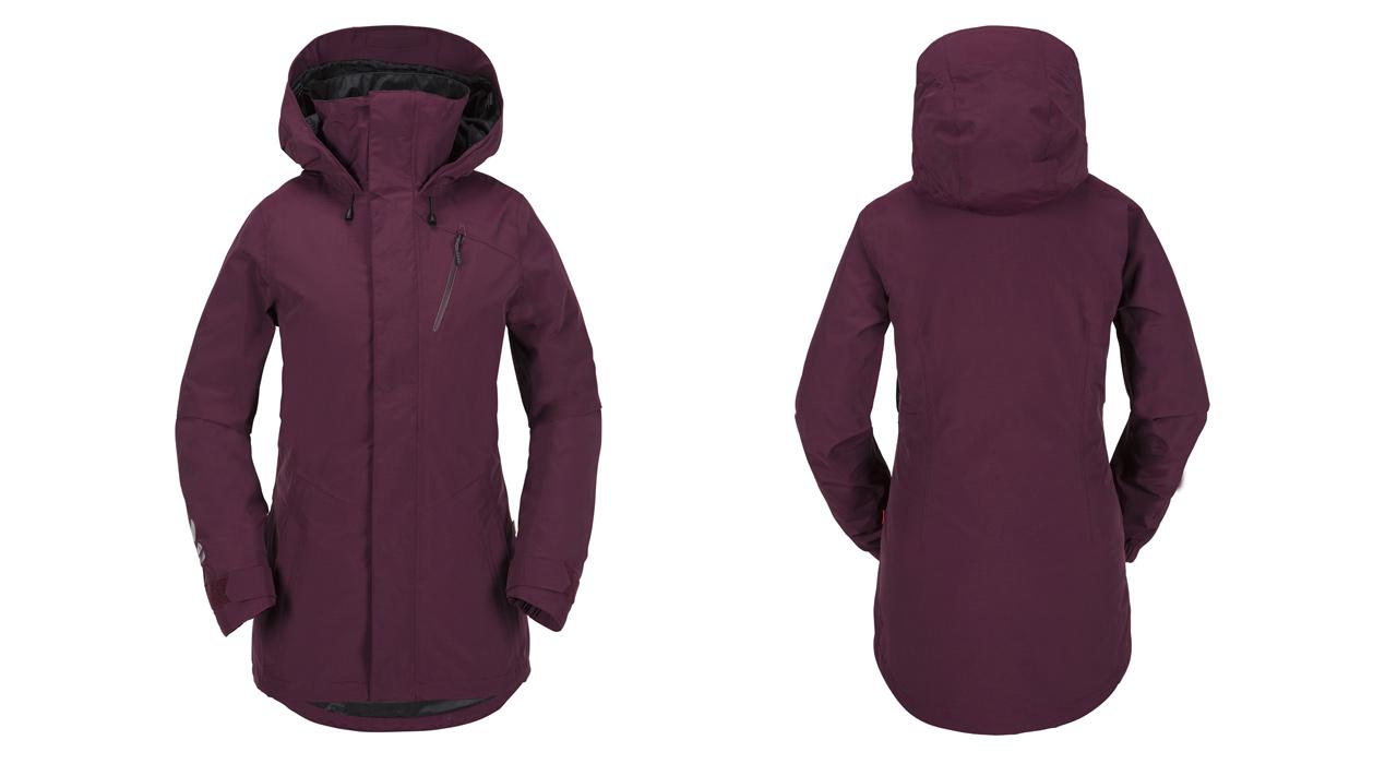 Volcom's Campos Inf Gore Jacket