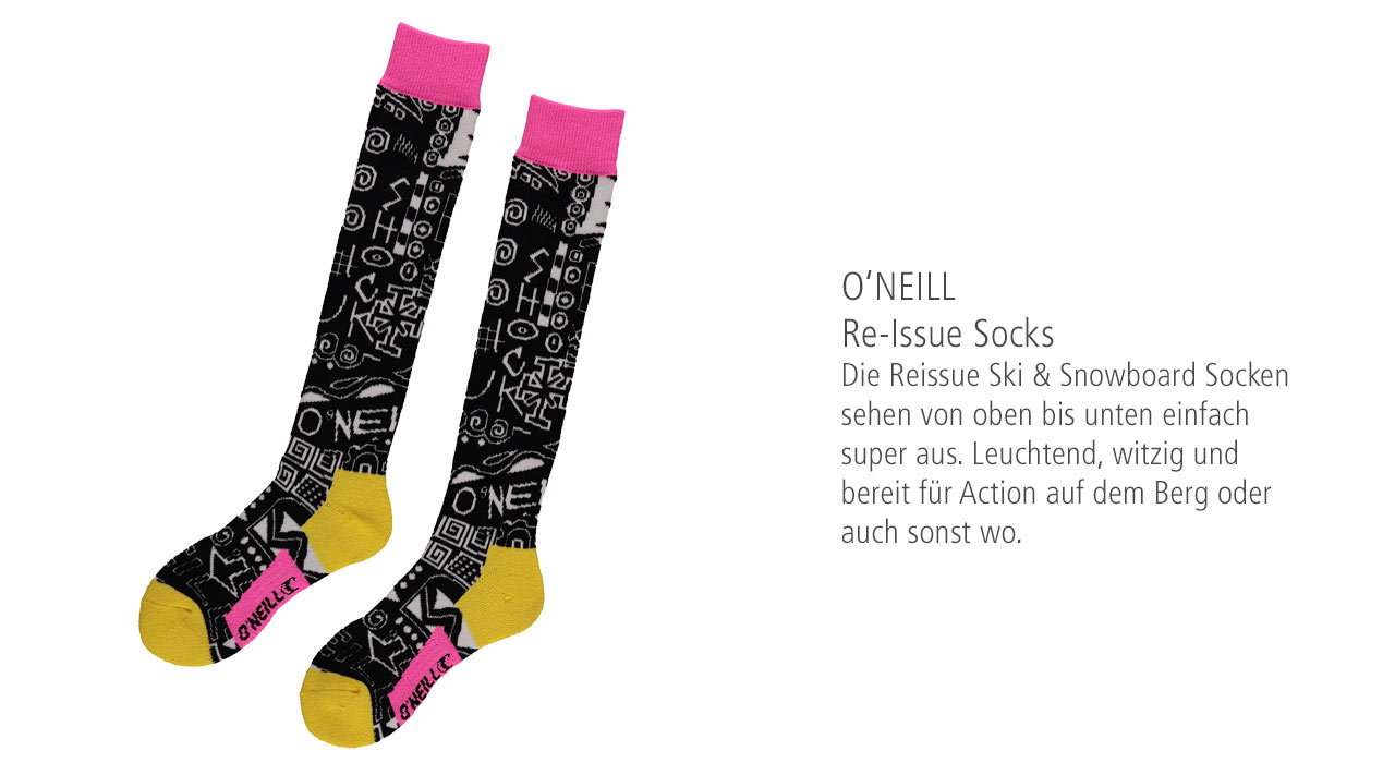 Re-Issue Socks von O'Neill