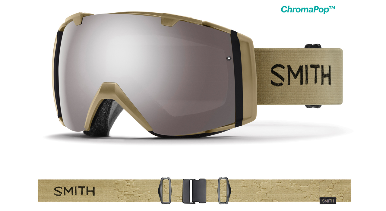 I/O Austin Smith von Smith Optics