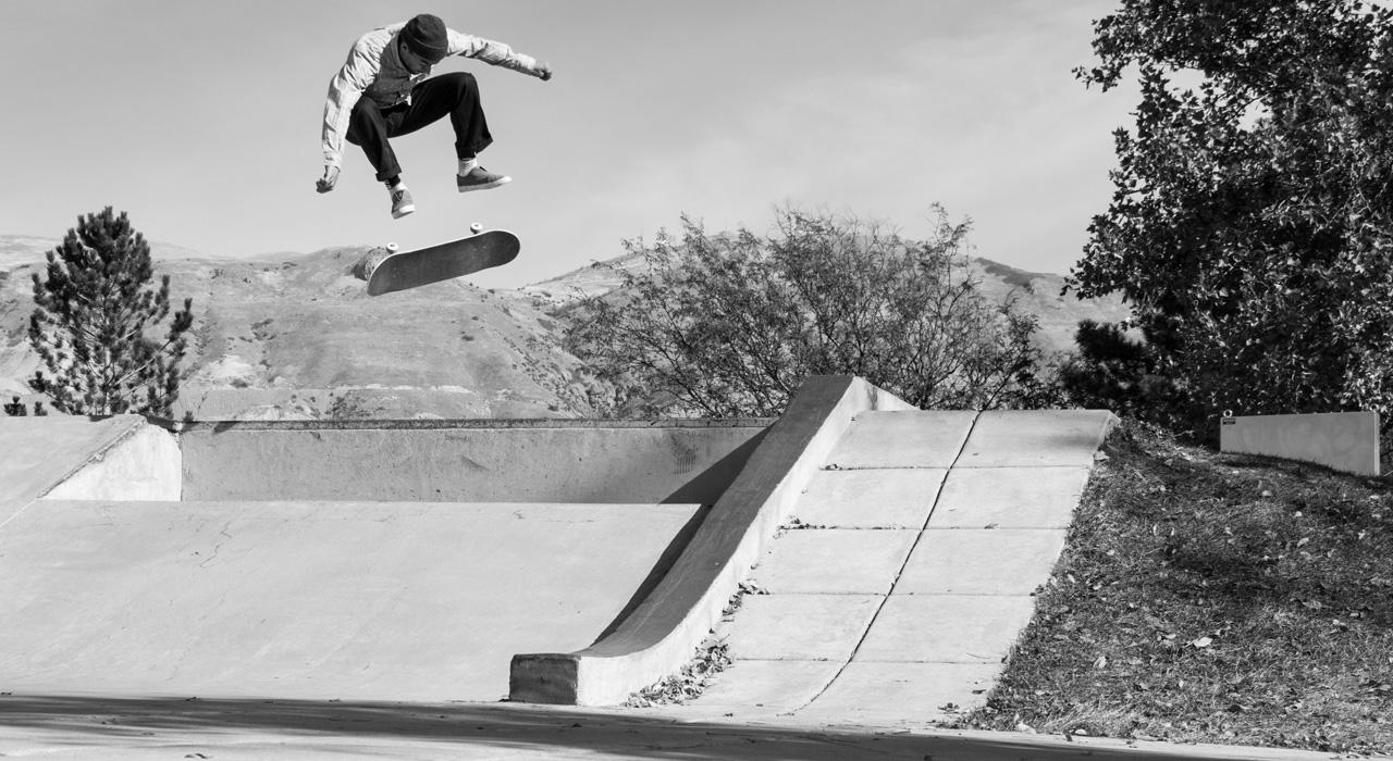 Skaten und Snowboarden gehört für Joe Sexton untrennbar zusammen | © L1