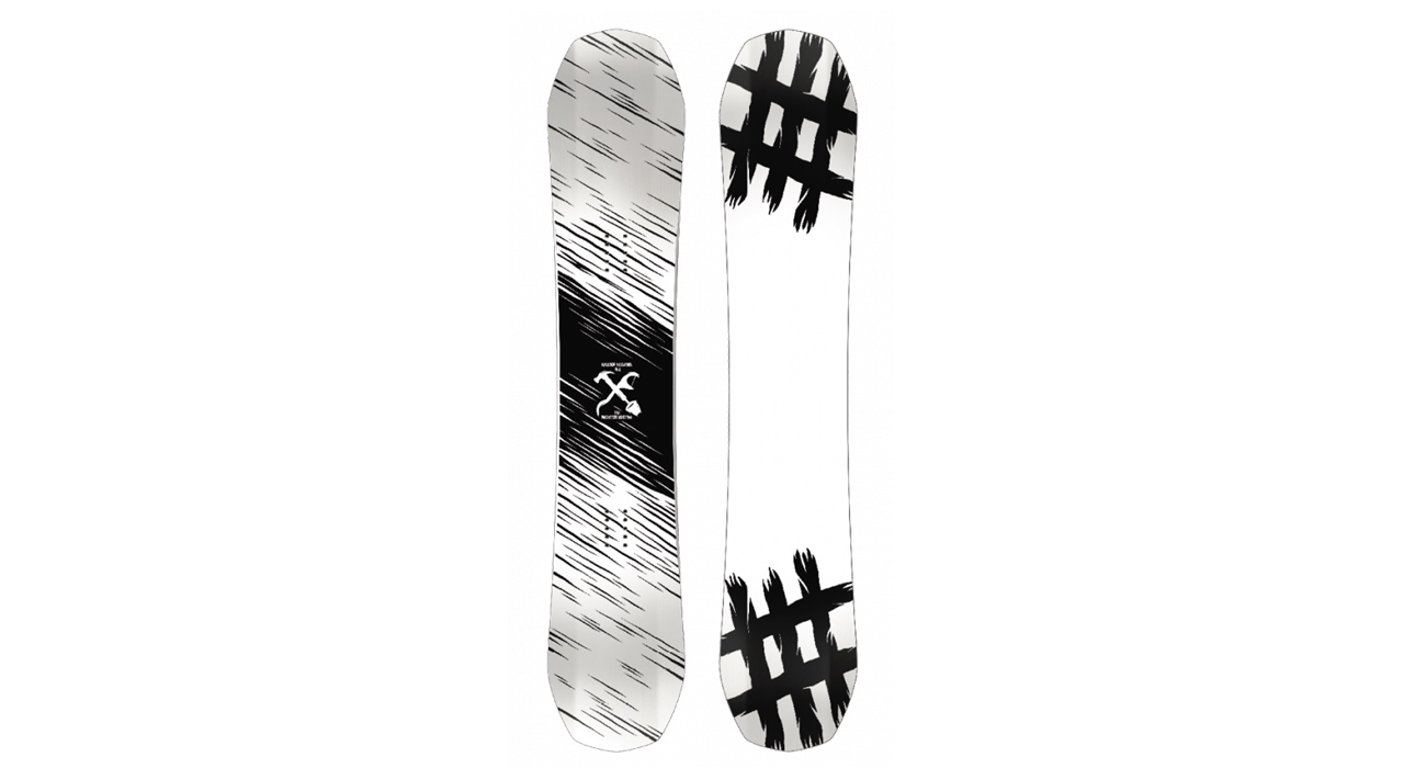 Lobster Snowboards, Halldor Pro Model