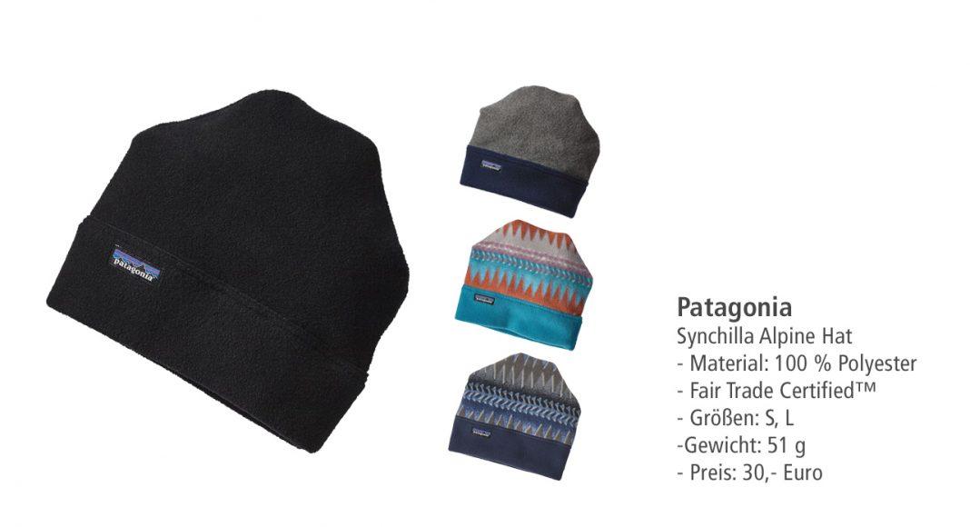 Patagonia: Synchilla Alpine Hat