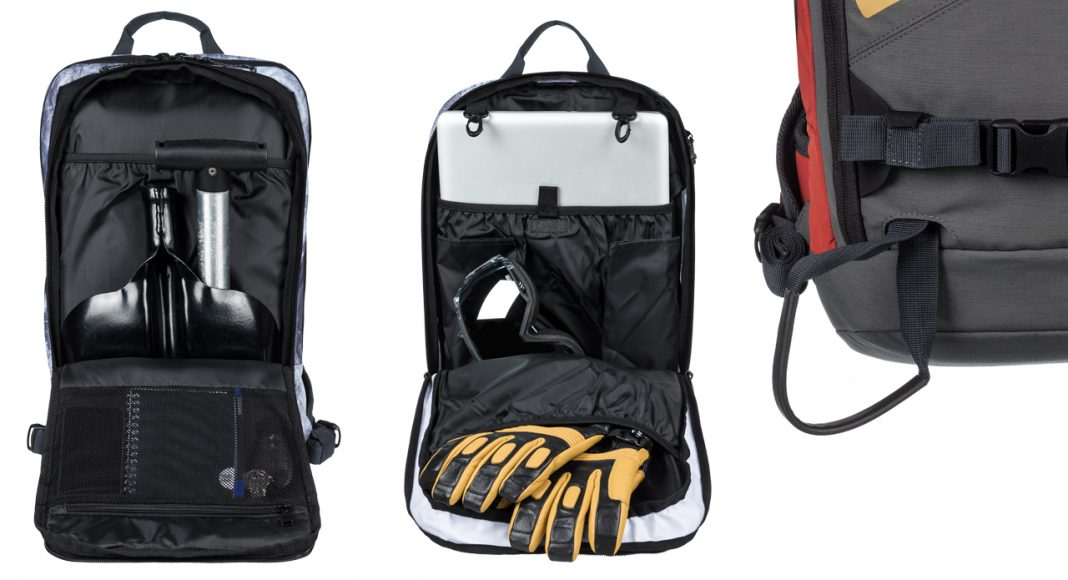 Oxydized Backpack von Quiksilver