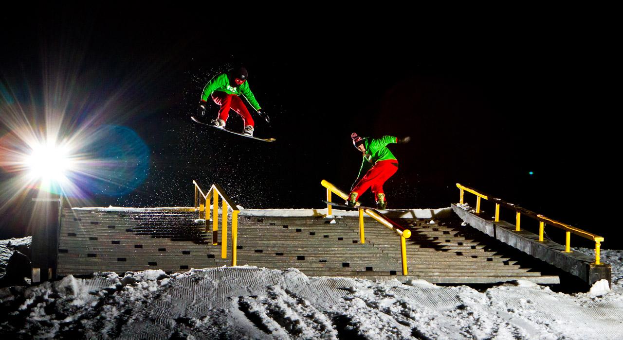 Clemens Millauer und Marc Swoboda machen Double Trouble |©Michael Berger