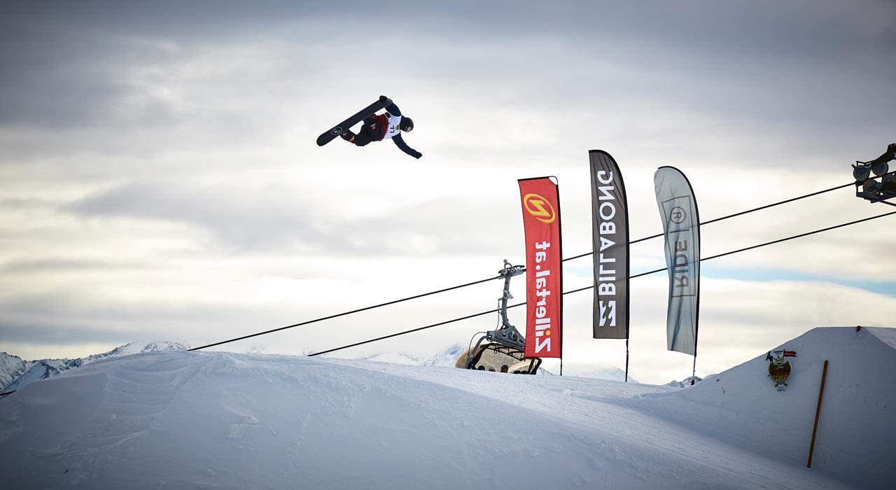 Leon Vockensperger hat mit seinem Fs 1080° Tail Grab den Best Trick abgeräumt |©Gustav Ohlsson