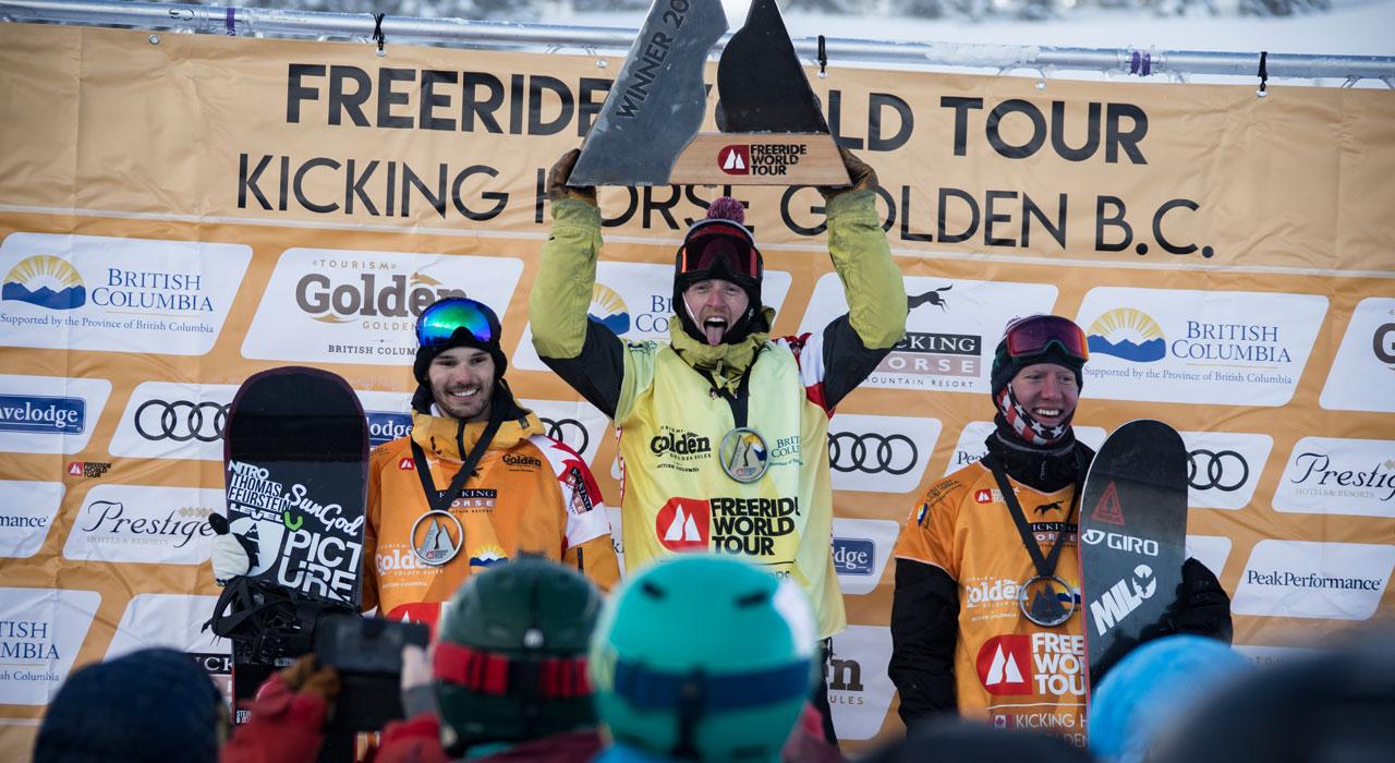 Manuela Mandl & Thomas Feurstein sichern sich Platz 1 und 2 |©FWT/D. Daher