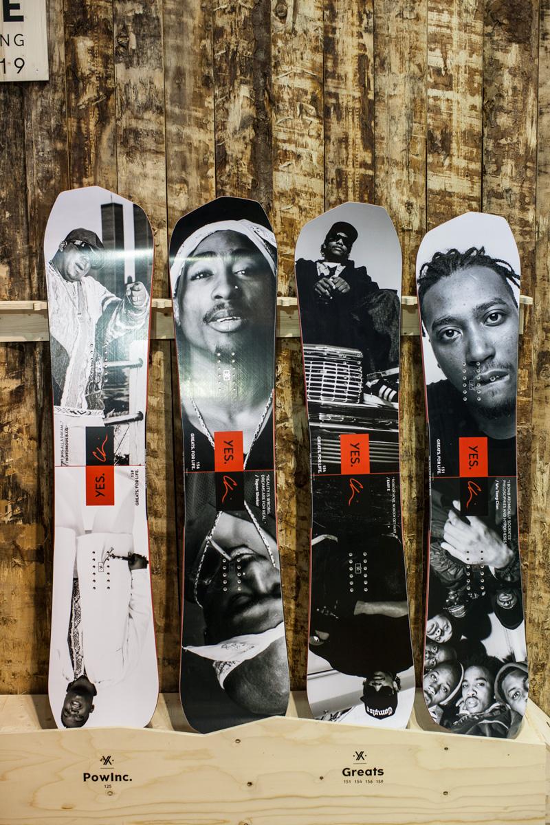 Greats: die Giganten des Hip Hop, verewigt in der neuen YES-Kollektion