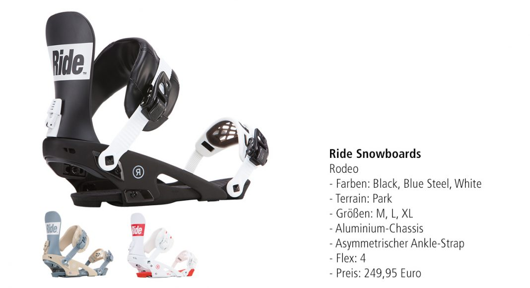 Ride Snowboards: Rodeo