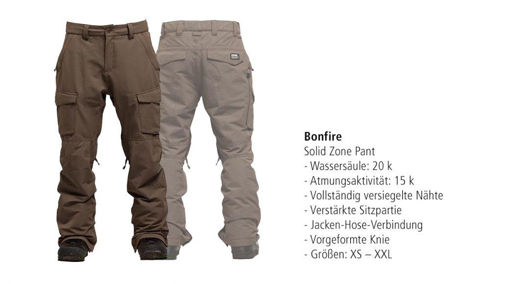 Bonfire Solid Zone Pant