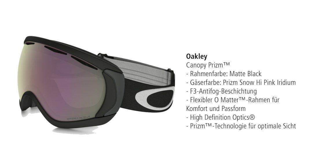 Oakley: Canopy Prizm™
