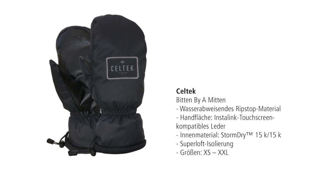 Celtek: Bitten By A Mitten