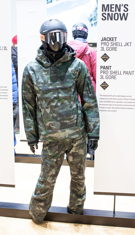 Oakley Pro Shell Jacket & Pant
