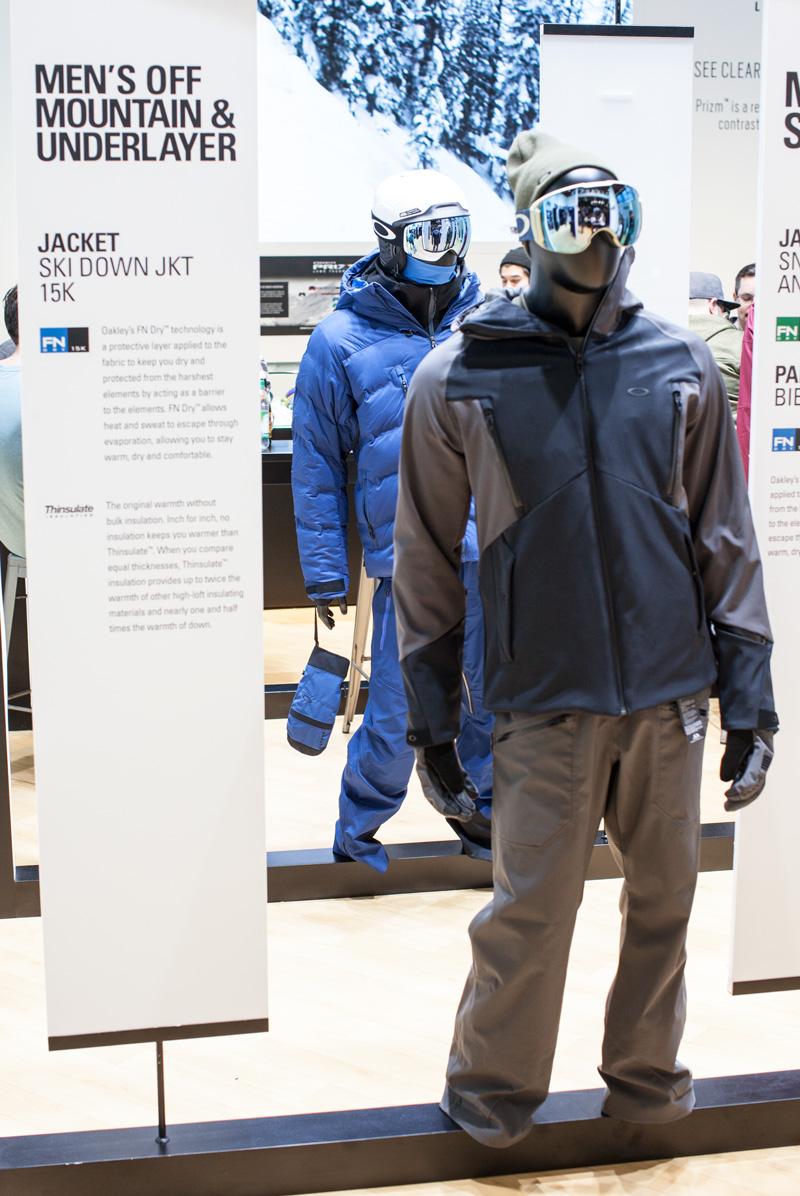Ski Down Jkt von Oakley