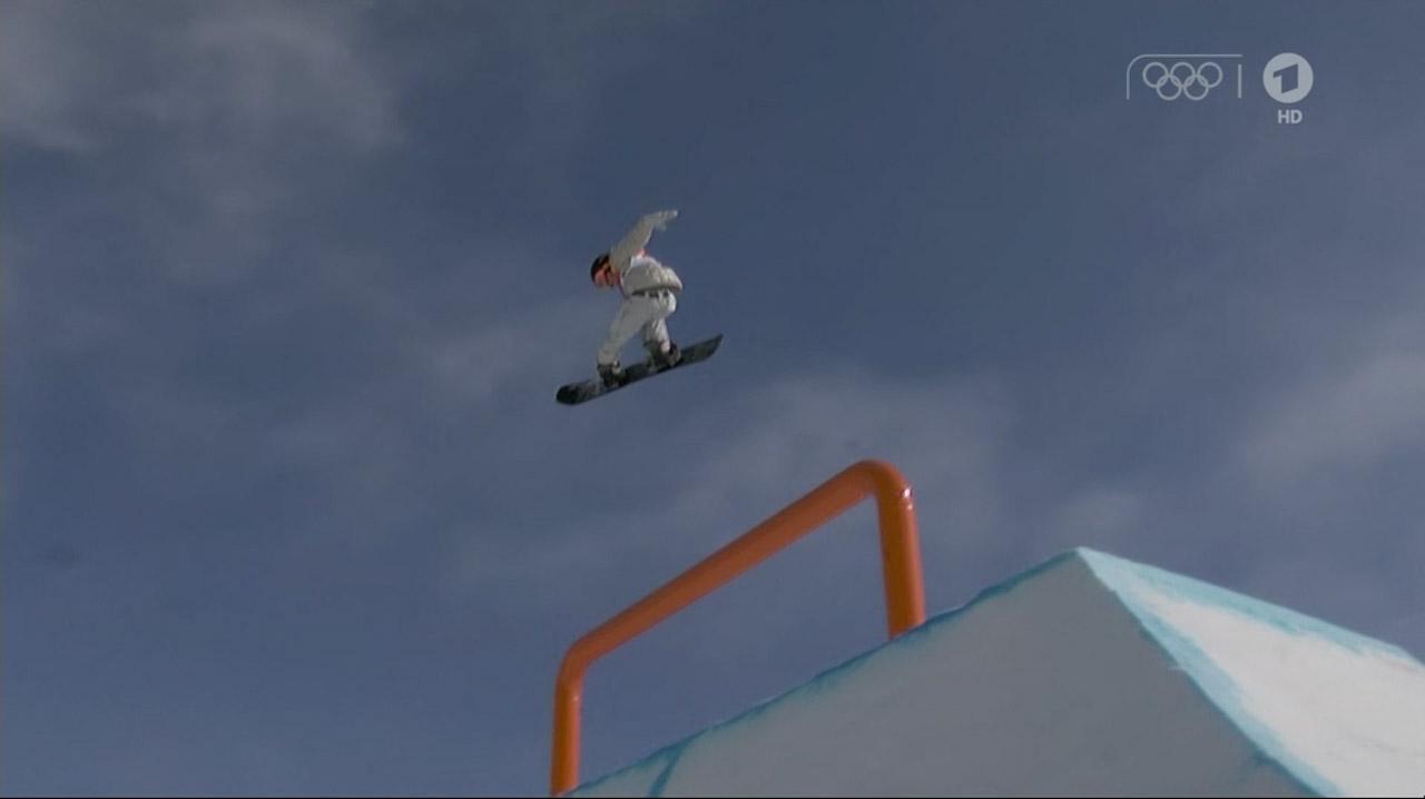 Am Ende konnte ihm keiner das Wasser reichen: Red Gerard ist der jüngste Olympia-Sieger im Snowboarden der Geschichte