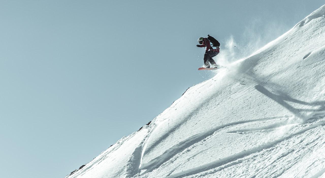Perfekte Bedingungen beim Open Faces Freeride Contest im Alpbachtal |©Open Faces Freeride Contests