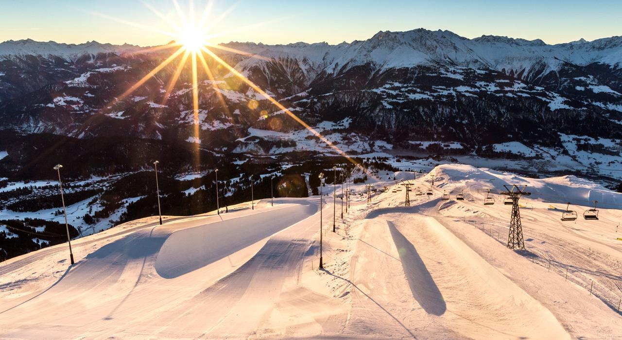 © Snowpark LAAX