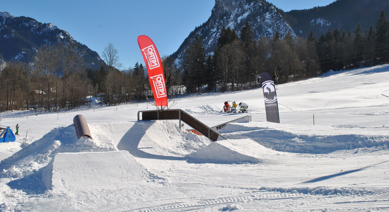 © Snowpark Oberammergau