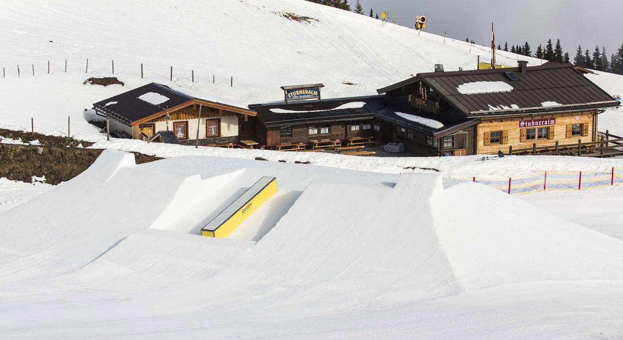 © Snowpark Gastein