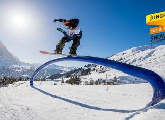 Prime Park Guide: Snowpark Grindelwald-First
