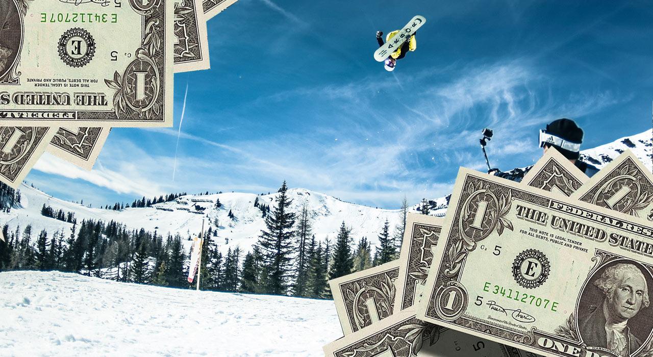 Satte 130.000 US Dollar Preisgeld werden in diesem Jahr beim Spring Battle im Absolut Park zu holen sein! |©Absolut Park