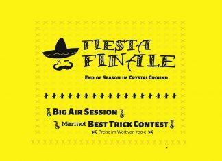 Crystal Ground Snowpark Kleinwalsertal: Fiesta Finale