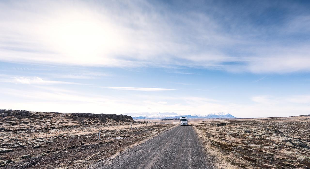 Immer da anhalten, wo es einem am besten gefällt |© Andres Beregovich