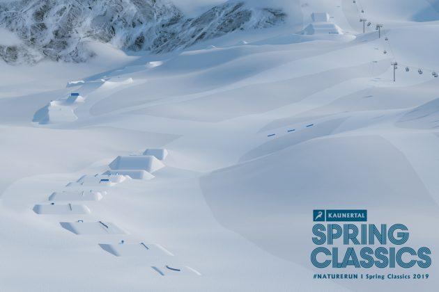 © Snowpark Kaunertal