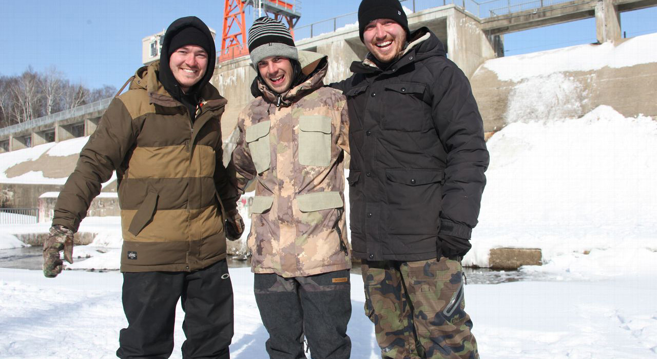 Will Demers, Frank B, Charles Demers | © X Games