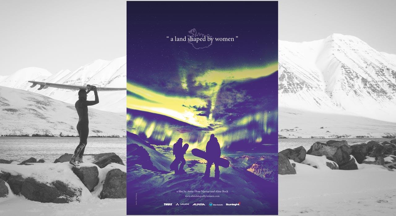 Aline und Anne-Flores Reise nach Island