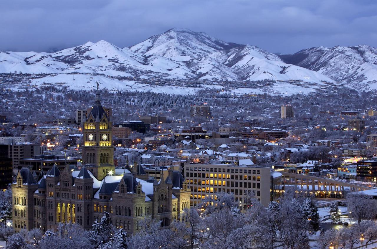 Salt Lake City |©visitsaltlake.com/ABarker