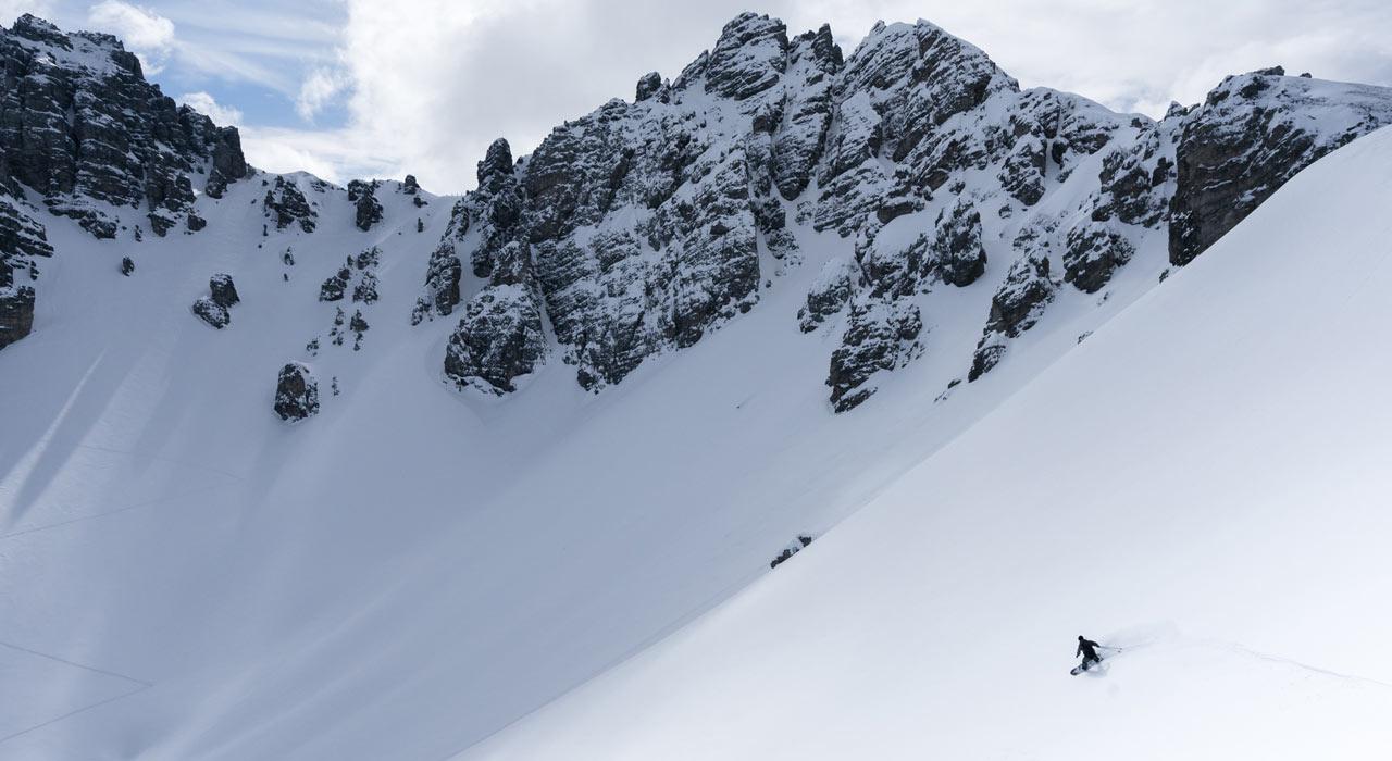 Nach dem Aufstieg fühlen sich die Turns noch besser an |©The Choice/Fiona Stappmanns
