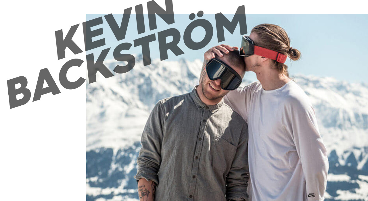 Das Duo Infernale: Tor & Kevin | © Snowboard Mag