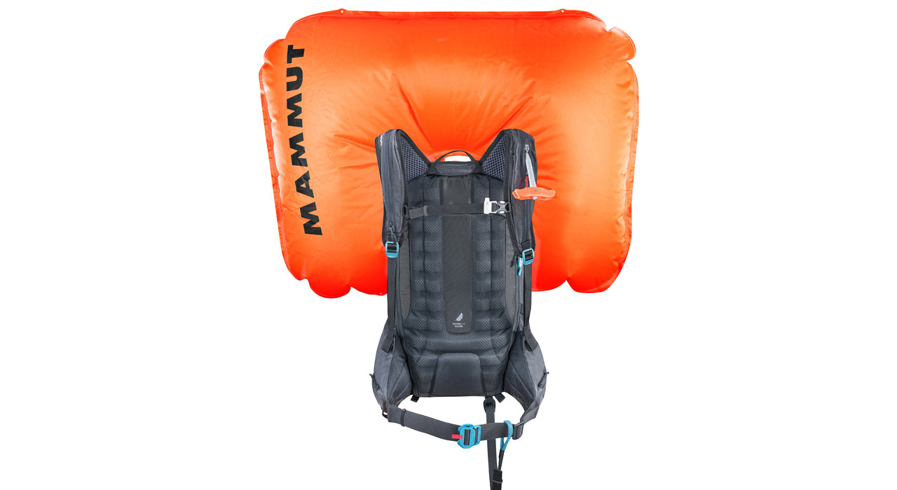 Der Mammut-Airbag
