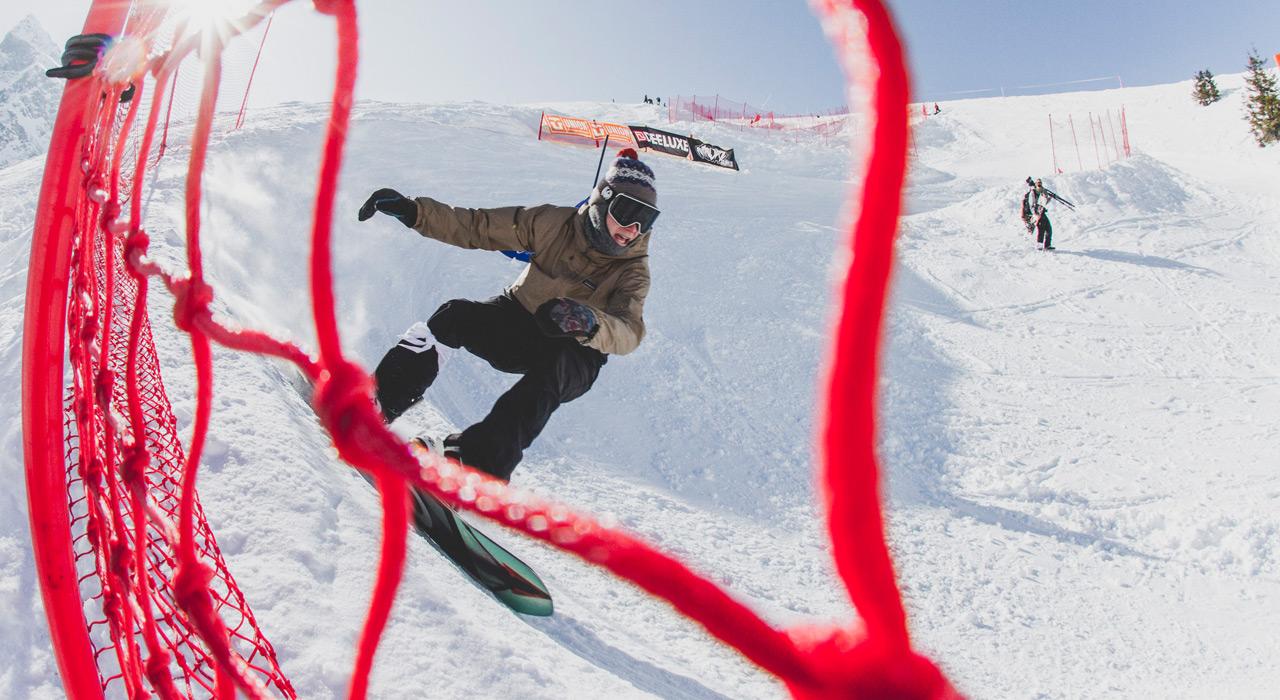 © Montafon Banked Slalom
