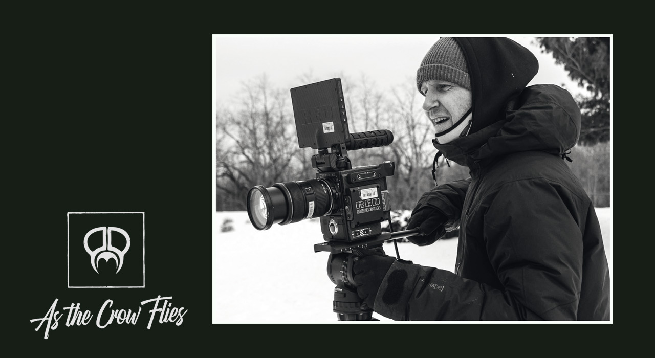 Basti Balser, Gründervater der Pirate Movie Production |©Pirate Movie Production