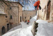 Gigi Rüf & Elias Elhardt unterwegs in Italien | Top 10 Snowboard Movies