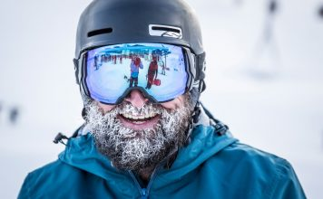 Snowboarden lernen für Anfänger