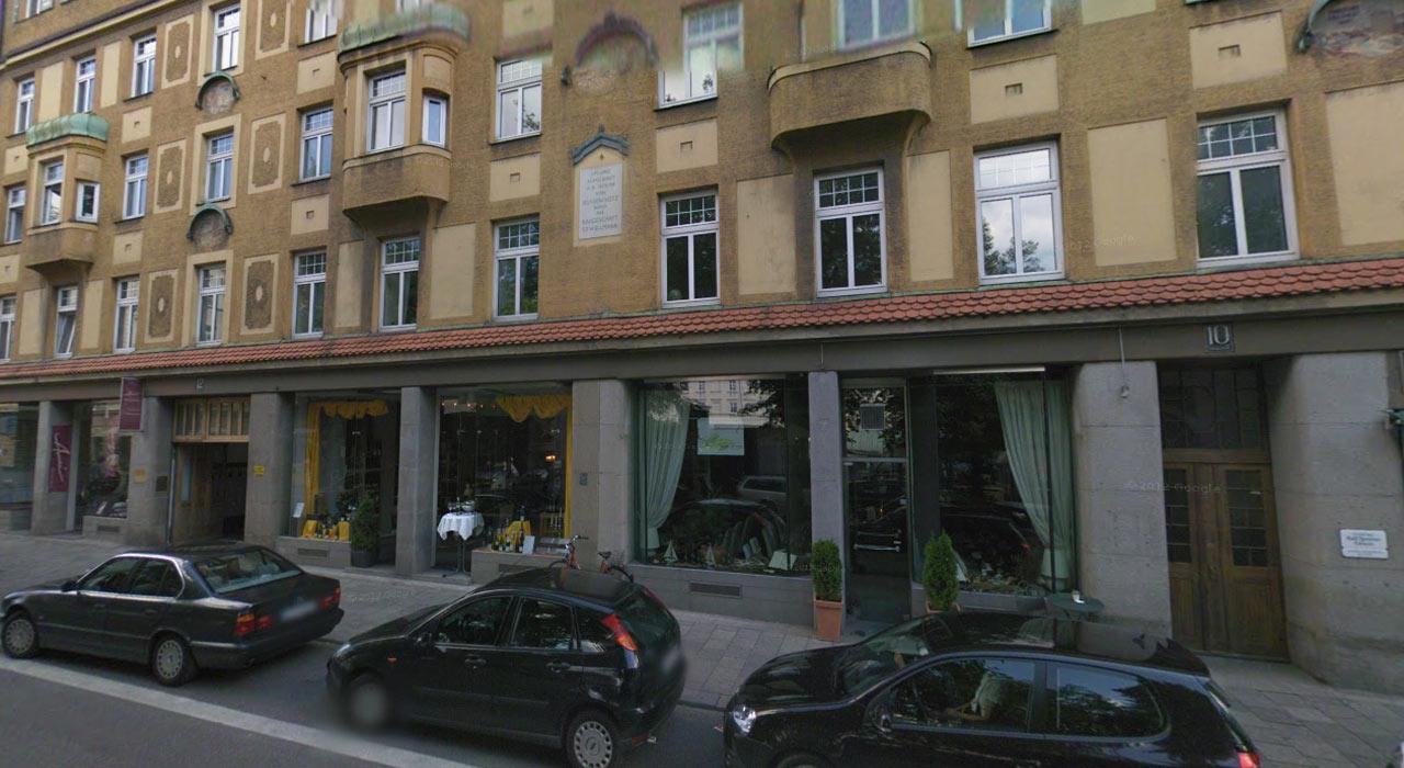 Von der Nähe zum Viktualienmarkt wird auf jeden Fall auch die neue Shop-Crew profitieren! |©Google